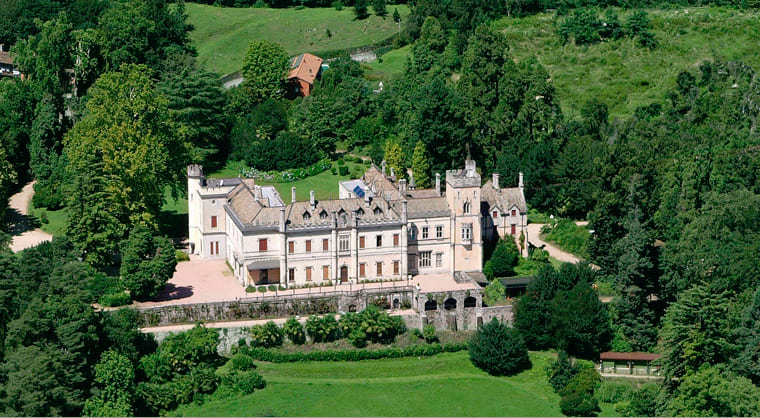 Castello Dal Pozzo Oleggio